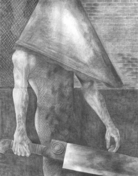 2007/11 - Pyramid Head