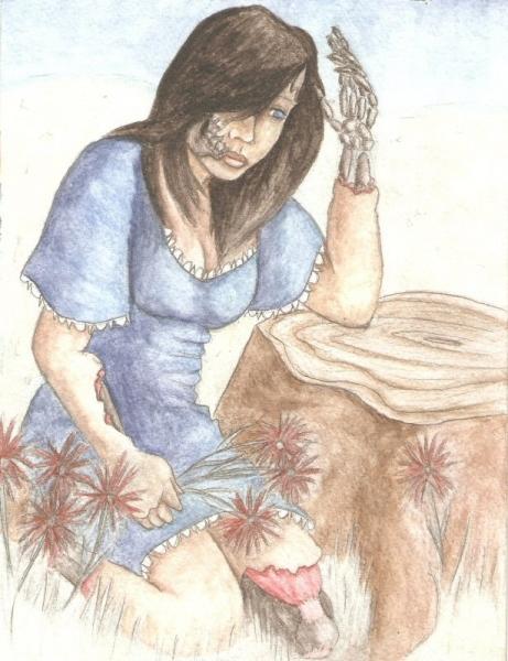 2009/10 - Zombie Girl